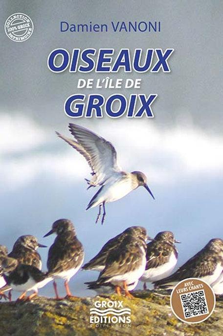 Oiseaux de l'île de Groix