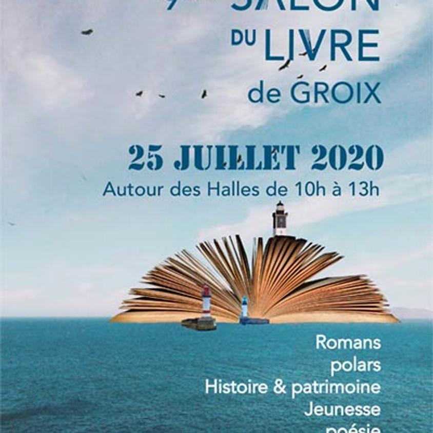 9ème Salon du livre de Groix