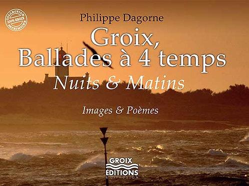 Groix, ballades à 4 temps