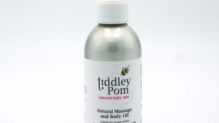 Tiddley Pom Baby Massage Oil