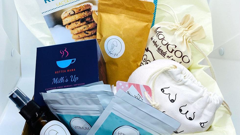 Breastfeeding Mama Gift Box