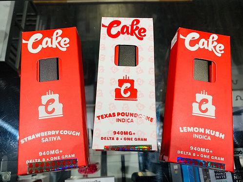 Cake D8 Disposables