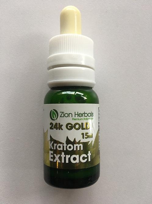 Kratom Extract Tincture