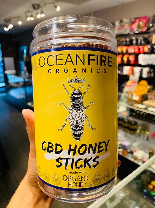 CBD Honey Sticks by Oceanfire Organics