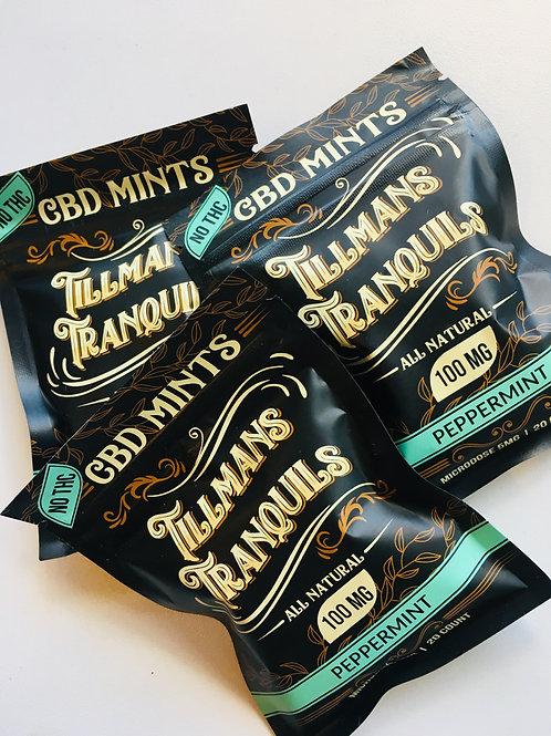 CBD Mints | 100mg