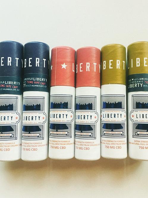 Liberty CBD Vape Cartridge | Full Spectrum | 750mg