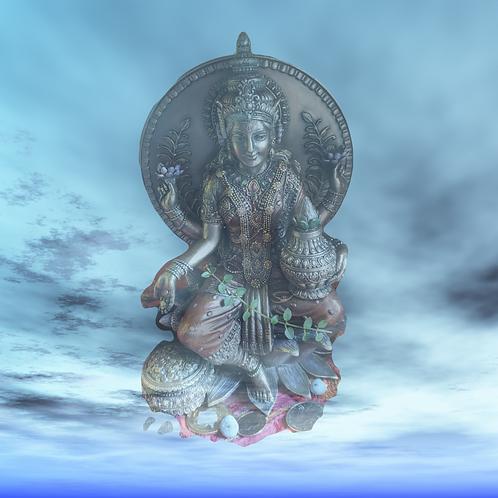 The Elegance of Lakshmi