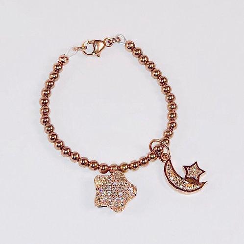 Star of Wonder Charm Bracelet
