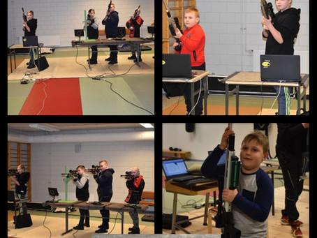 Sonkajärven Erä- ja Urheiluampujat Ry:n nuorille ampujille 200€!