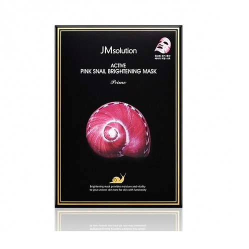 Active Pink Snail Brightening Mask Prime