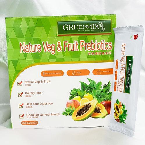 Greenmix Nature Veg & Fruit Prebiotics