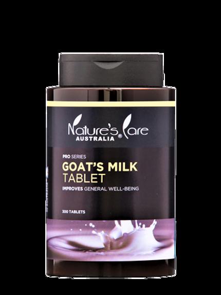 Goat's Milk Tablet