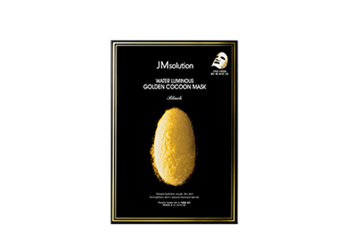 Water Luminous Golden Cocoon Mask