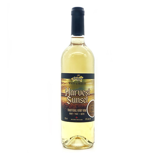 Harvest Sunset (aged in gin barrels)