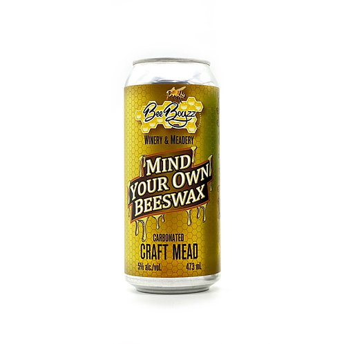 Mind Your Own Beeswax (4-pack)