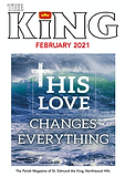 Cover - The King February 2021.png