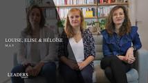 Louise, Elise & Heloise | M.A.Y Association