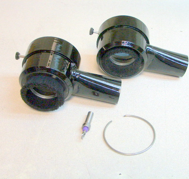 Kennard brush housings