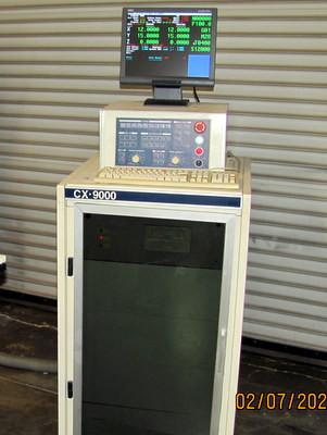 Lexica CX-9000 control