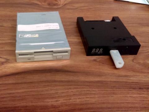 USB / floppy emulator