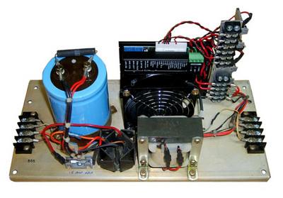 Copley 413 amp on GTK GA4557
