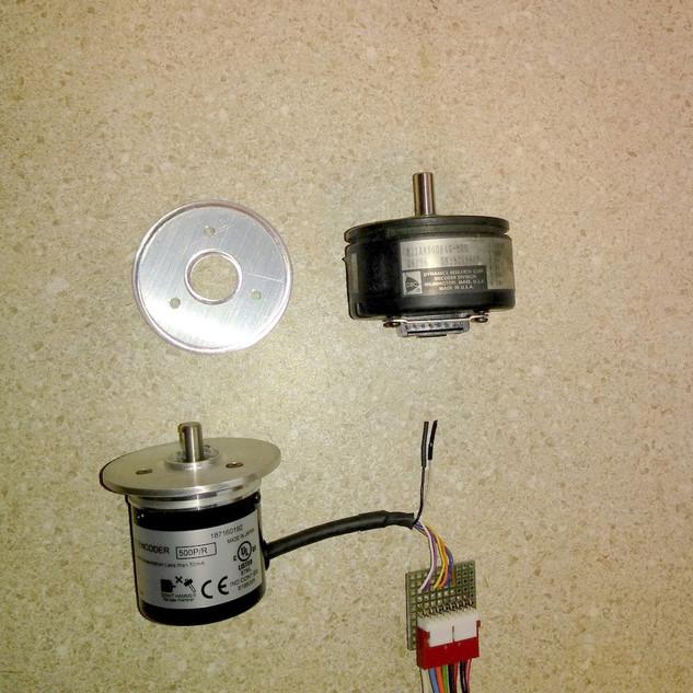 DRC M21 encoder substitute
