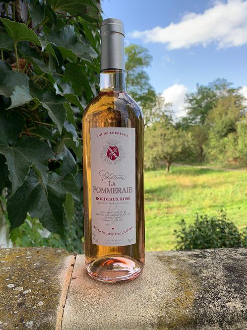 Château La Pommeraie AOC Bordeaux Rosé