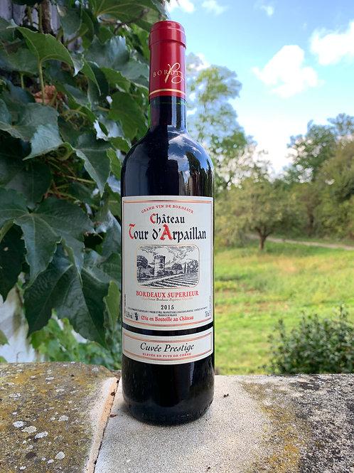 Château Tour d'Arpaillan Cuvée Prestige AOC Bordeaux Supérieur