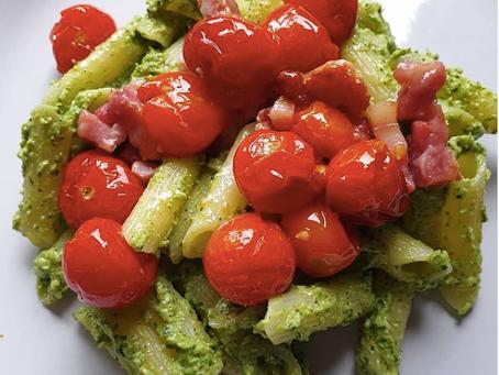 Broccoli & Avocado Pesto