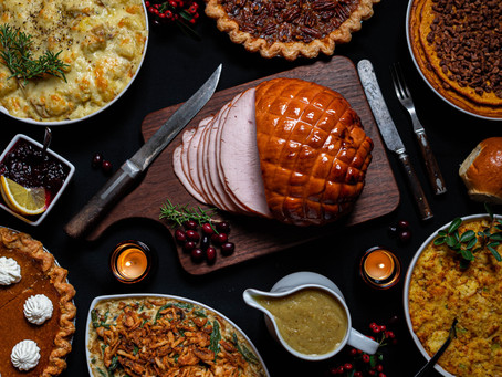 6 easy steps to beat the Christmas Dinner bloat