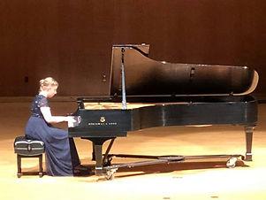 Hannah Roberts, 1st DMA recital, Apr.27,
