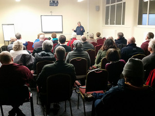 Jim Pearson - Winter Talk 25th January 2017