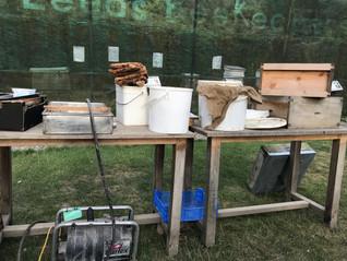 Processing Beeswax Masterclass