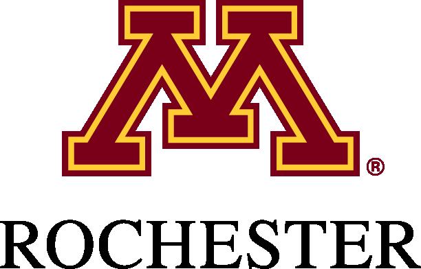 University of Minnesota Rochester logo