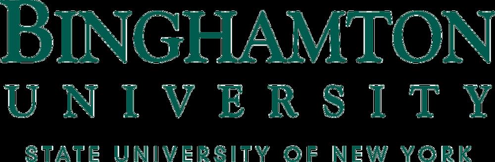 Binghamton University, SUNY Logo