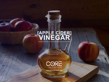 Vinegar (Apple Cider)