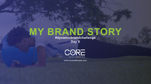 DAY 5 - My Brand STORY