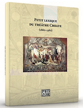 Petit lexique du théâtre croate, Prozor éditions 2020.png