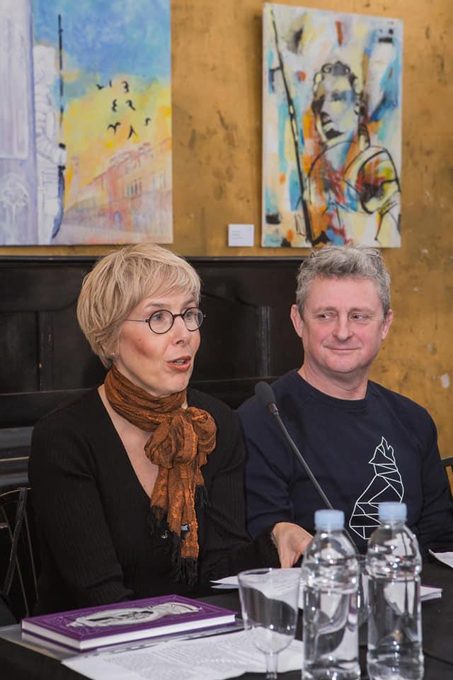 Lada_Čale-Feldman_et_Nicolas_Raljević