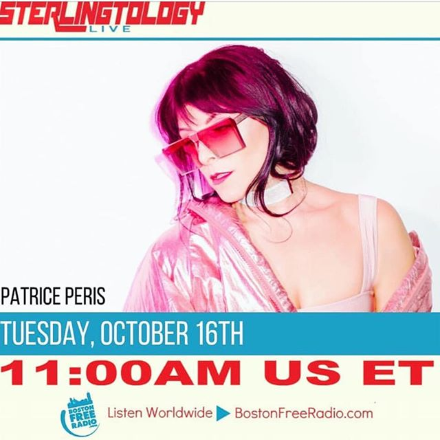 Excited to be on _sterlingtology tomorro
