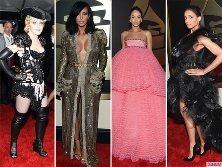 BEST & WORST DRESSED AT THE 47TH GRAMMY'S