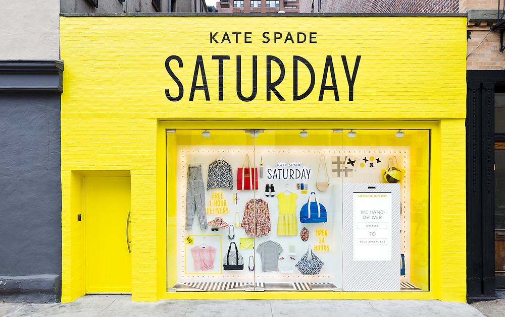 Kate-Spade-Staurday-pop-up-shop-with-eBay-in-NYC