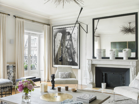 INTERIOR DESIGN……THE FRENCH TOUCH!