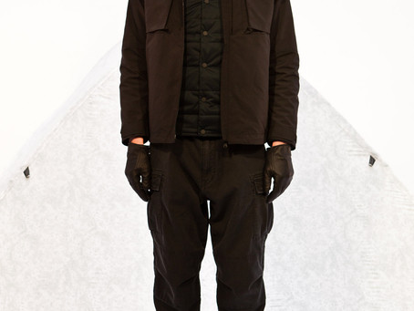 WHITE MOUNTAINEERING F/W 2015 MENSWEAR