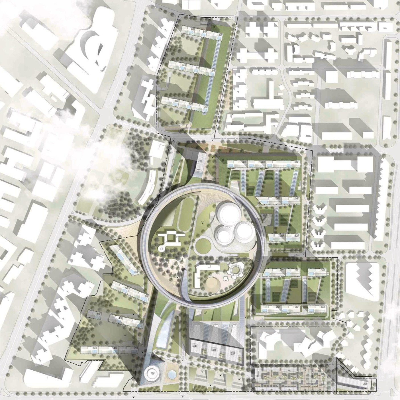 Urban Design & Planning
