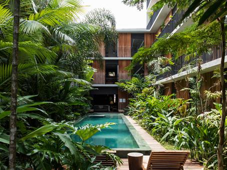 BRAZILIAN RAINFOREST HOTEL WITH HISTORY