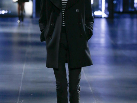 SAINT LAURENT F/W 2015 MENSWEAR