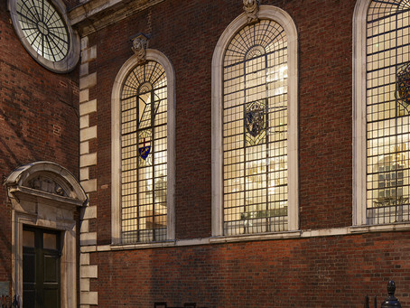 DUDDELL'S LONDON, A GASTRONOMIC TEMPLE
