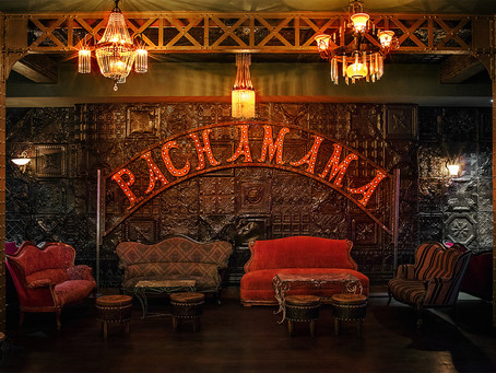 CULTURE MIX AT CLUB PACHAMAMA