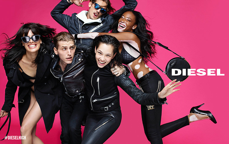 Diesel-Leather-SS15-Campaign